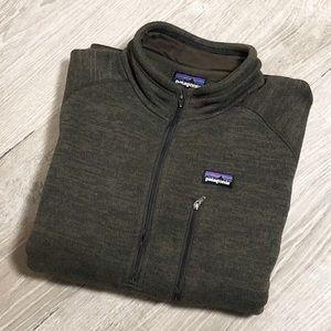 Patagonia Men's Better Sweater®️1/4 Zip-Fleece L